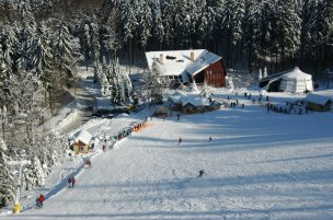 Ski arel Marinsk Lzn foto